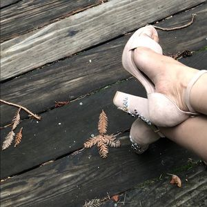 Alisha heeled sandals
